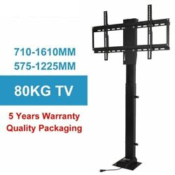 Tv Mount Height Adjustable Electric Lifting Support For Applicable 32and03970and039-inch
