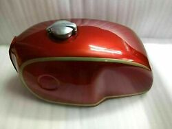Fuel Tank With Cap Alloy Of Aluminum Bmw R100 Rt Rs R90 R80 R75