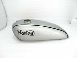 Model Norton 18 The Pre-war Yearsand039 30 Painted Silver The Tank The