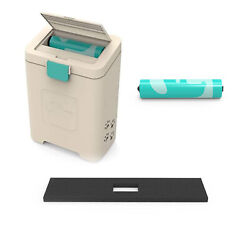 Pawpail Outdoor Pet Waste Station Bundle W/ Air Filter And Poop Bags For Big Dogs