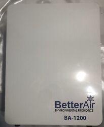 New Betterair Ba-1200 Probiotic Whole Home Air Treatment And Surface Purifier