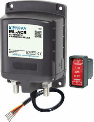 Blue Sea 7621-bss Ml-acr Automatic Charging Relay 24vdc 500a