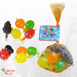 Tik Tok Candy Dely Gely Fruit Jelly Bag 10 Pieces Fast Shipping