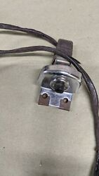 Cadillac 1960 Through 1964 Power Trunk Pull Down Switch Located In Glove Box