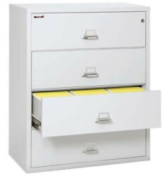Fire King File Cabinet