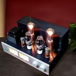 Oldchen 845-a Hi-fi Stereo Tube Amplifier Class A Singled Ended Amplifier 25wx2