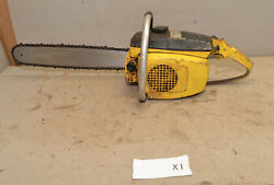 Vintage Rare Mcculloch Mac 2-10 Chainsaw Logging Saw Tool Collectible X1
