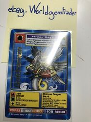 Goldramon Bo-139 From Digimon French Booster Sandeacuterie 3 In Good Condition