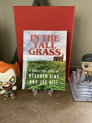 Stephen King Joe Hill In The Tall Grass Indie Bookstore Day Exclusive