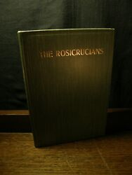 The Rosicrucians -brothers H.cand K.m.b Freemasonry Myth Occult Mysteries Veryrare