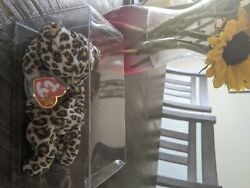 Ty Beanie Babies Freckles The Spotted Leopard Plush Toy - 4066