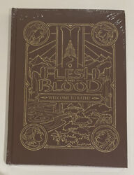 Rare Sealed Flesh And Blood World Guide Volume 1 Welcome To Rathe Hardcover Book