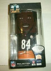 Nfl Projection Logo Lamp Pittsburgh Steelers 84 By Forever Collectibles Boxed