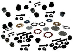 Alignment Kit-wheel With Mounts Boots Retainers Shims And Bolts Acdelco Pro