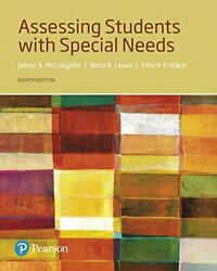 Assessing Students With Special Needs Enhanced Pearson Etext ... By Lewis Rena