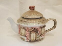 Miniature Teapot Handcrafted In Thailand