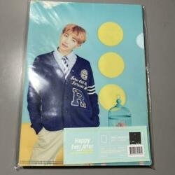 Bts Happy Ever After Clear File Set New Good Condition