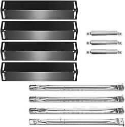 Replacement Parts Kit For Charbroil 4 Burner Gas Grill Heat Plates Bbq Repair