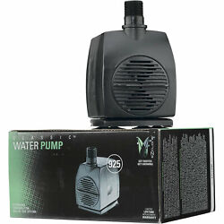Ez Clone Ezwp925 800gph Replacement High Output Hydroponics Pond Water Pump