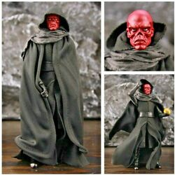 New Red Skull Action Figure A Guide Of Soul Stone Horror Black Model Doll Toy 6