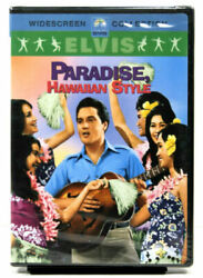 The Elvis Presley Collection - Paradise Hawaiian Style - Dvd - New Sealed