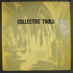 Collective Tools Collective Tools Silver Crest 12 Lp 33 Rpm