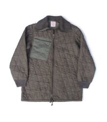 German Army Quilted Field Jacket Parka Military Winter Gear