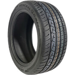 4 New General G-max As-05 225/50zr17 225/50r17 94w A/s High Performance Tires