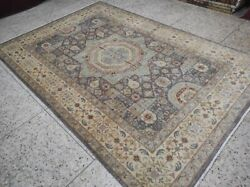 6x9andnbsphand Knotted Traditional Area Rug For Bedroom Living Room Dining Roomandnbsp