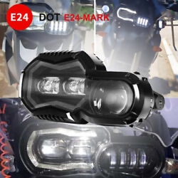 E24 Dot Approved H4 Led Headlight Drl For Bmw F650gs/f700gs/f800gs F800