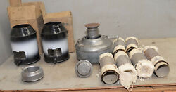 Antique Perfection Model 500 Kerosene Heater Stove New Old Stock Collectible Lot