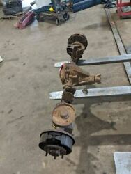 Rear Axle Spicer 44 Lhd 3.73 Ratio Rear Drum Brakes Fits 03-06 Wrangler 255144