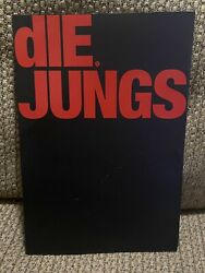 Exo Exo-k And Exo-m Die Jungs Photo Book Group Version Photobook Free Shipping