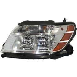Headlight For 2008-2009 Ford Taurus Limited Sel Models Left With Bulb Capa