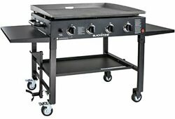 Blackstone 1554 Cooking 4 Burner Flat Top Gas Grill Propane Fuelled Restaurant G