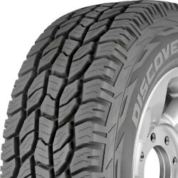 6 Cooper Discoverer A/t3 Lt 235/85r16 120/116r E 10 Ply At All Terrain Tires