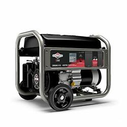 Briggs And Stratton S3500 3500w Portable Generator With Co Guard And Rv Outlet