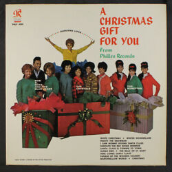 Divers A Christmas Gift For You Philles 12 Lp 33 Rpm