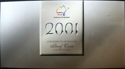 2001 20 Coin Proof Set Centenary Of Federation