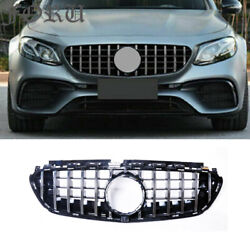 Front Grill Bumper Grilles For Mercedes-benz W213 E63 / E63s Amg 2016-2020