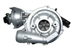 Turbocharger Volvo Ford C - Max Kuga Focus Mondeo 2.0tdci 100kw 136ps 753847