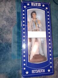 Elvis Decanter And Music Box