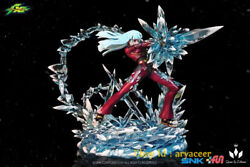 2021 Presell Queen King Of Fighters Kula Diamond Statue Released In 3rd Quarter