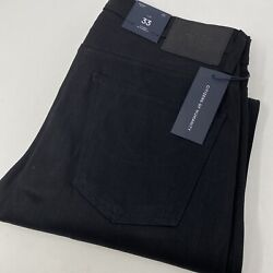Citizens Of Humanity Men's Bowery Coal Black Pure Slim Cotton Jeans New