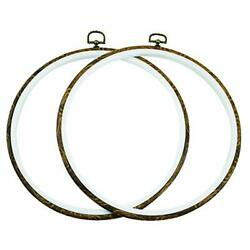 Guofa Resin Embroidery Hoop For Cross Stitch Embroidery Circular Hoops Arts D...