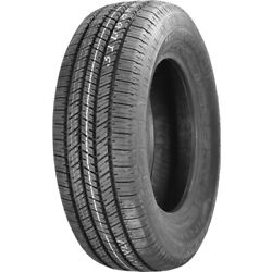 4 New Firestone Transforce Cv 225/75r16 Load E 10 Ply Commercial Tires