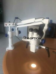 3 Step Table Mount Ent Earnose Throat Surigical Microscope Fast Shipping Free..