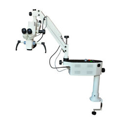 3 Step Table Stand Dental Microscope - Manual Focusing - Door To Door Shipping