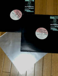 Lp Record Outer Bag Cover 10 Sheets Continuous Cool Automatic It Is Also Ideal