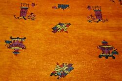 C1920s Antique Mint Art Deco Chinese Nichols Rug 6'x8'8 Room Size_one Of A Kind